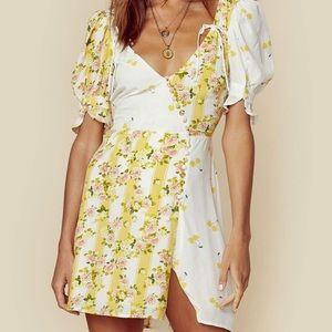 For Love & Lemons Savannah mini dress M